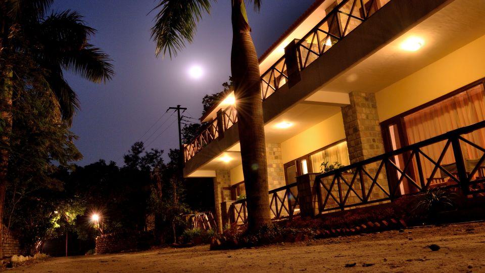 Garden facing Block at Infinity Resorts Corbett, Rooms in Uttarakhand 7