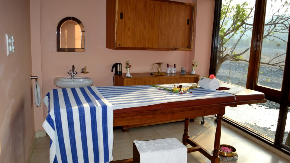 Spa at Infinity Resorts Corbett, Spa in Uttarakhand 1