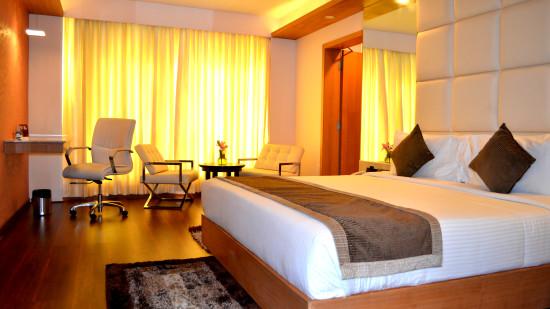 Suites at Hotel Daspalla Hyderabad 4