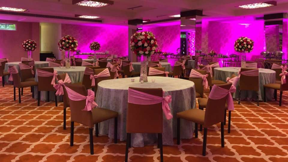 Unma Banquet Hall 5 Udman Hotels Resorts - Mahipalpur New Delhi Hotel in Karol Bagh
