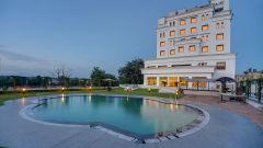 Swimming Pool at Hotel Royal Sarovar Portico Siliguri Hotels