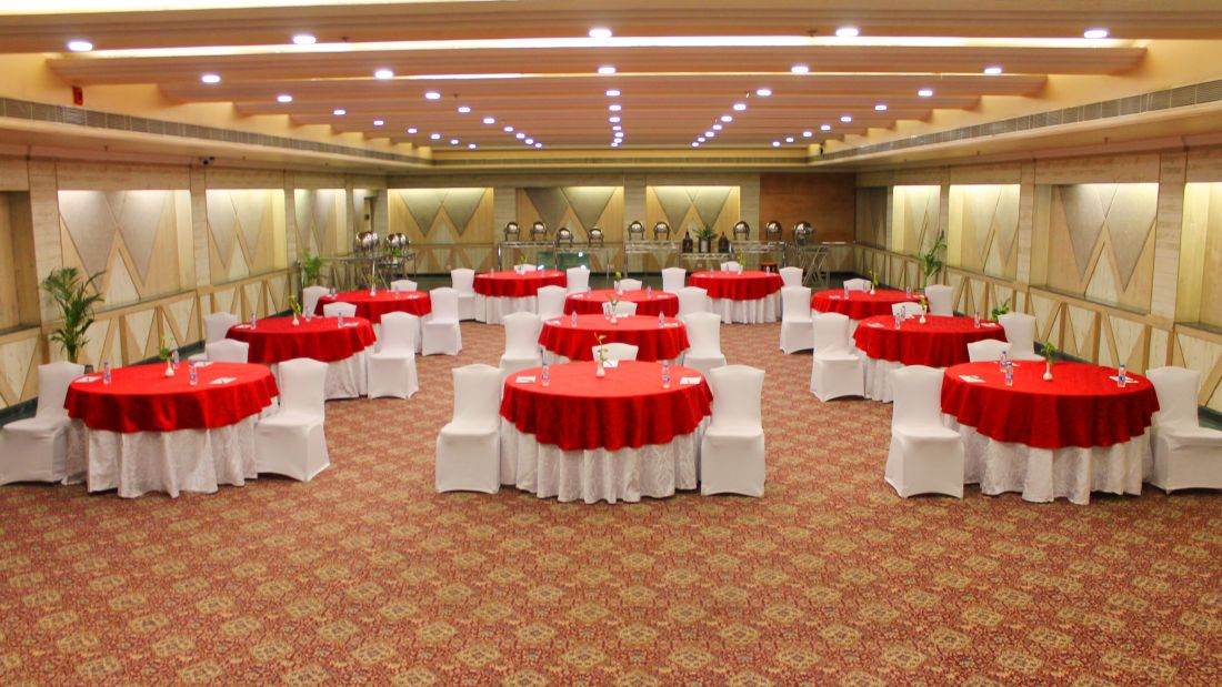 Sunset Hall 3 The Piccadily Lucknow