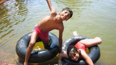 Our Native Village Bengaluru Our Native Village Swimming Pond