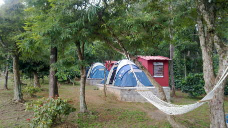 Heaven's Ledge - Campsite, Yercaud Yercaud tents heavens ledge campsite yercaud 1