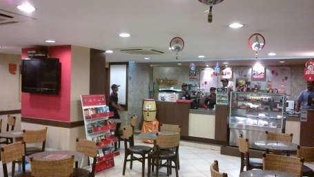 Hotel Krrish Inn, Hyderabad Hyderabad In House Cafe Coffe Day