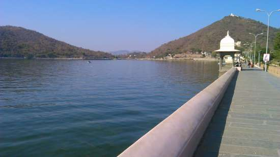 Thane lake 1