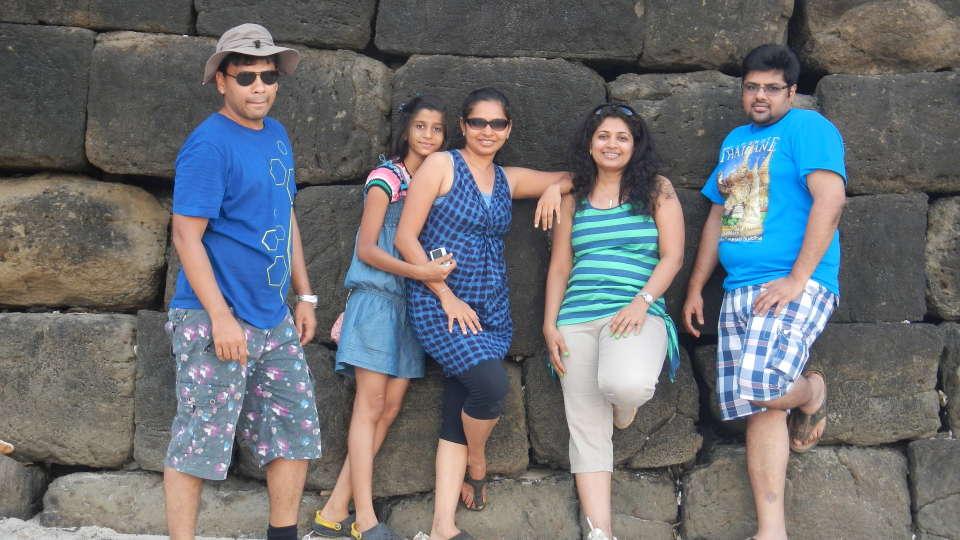Lotus Beach Resort, Murud Beach, Ratnagiri Ratnagiri Go Glamping at Govagarh Sea Fort Lodge - Private Sea Beach Lotus Beach Resort Murud Beach Ratnagiri