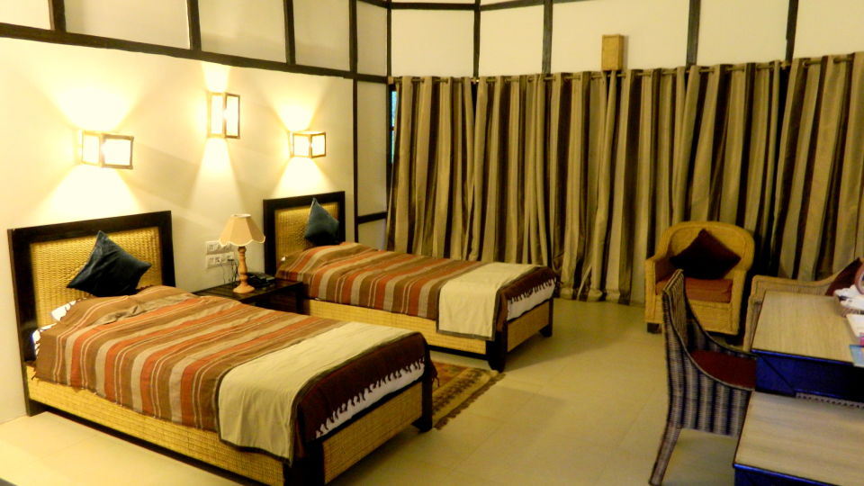 Luxury Rooms at Infinity Resorts Kaziranga 4