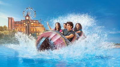 Kochi wonder splash