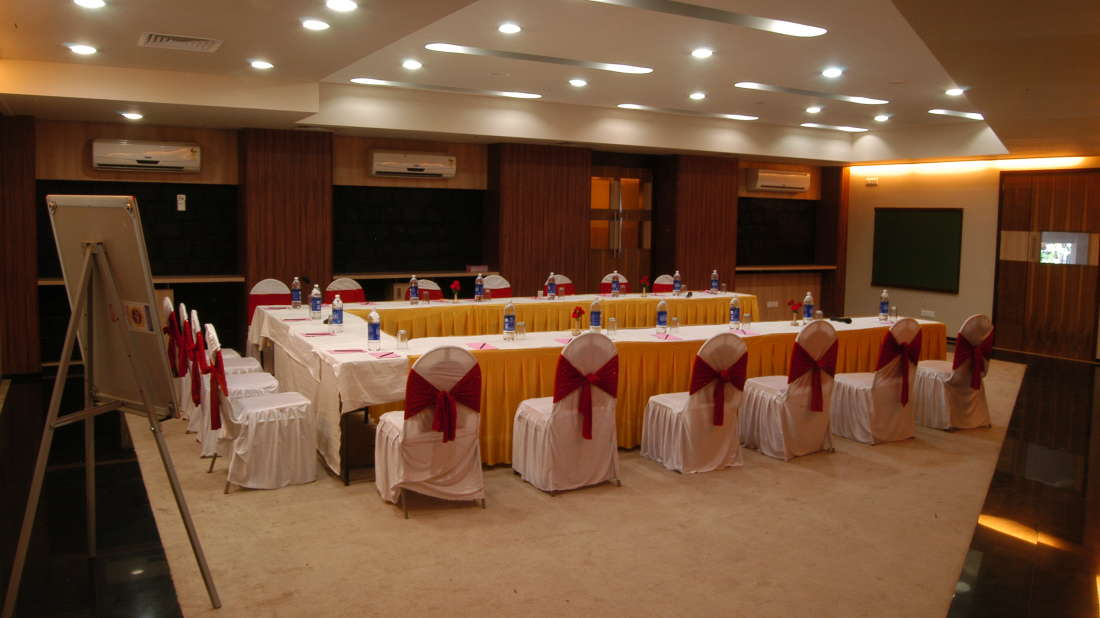 Coral Meeting Room and Banquet Hall at Kamfotel Hotel Nashik