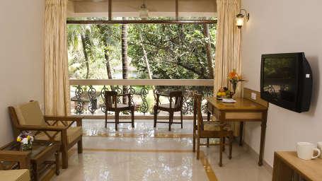 Ocean Palms Goa Palm Suite Room View Ocean Palms Hotel Goa