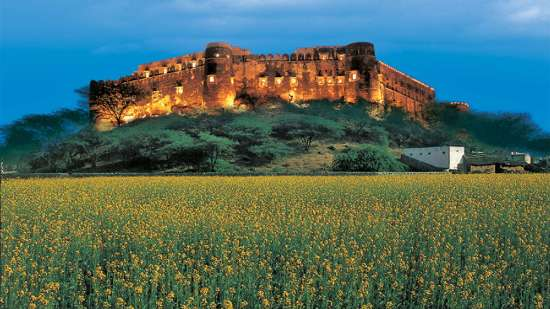 Hill Fort Kesroli - Alwar Kesroli Premises Hotel Hill fort Kesroli AlwaR Rajasthan 3