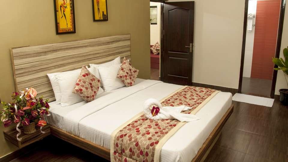 TGI Star Holiday Resort, Yercaud Yercaud Superior Room TGI Star Holiday Resort Yercaud 2