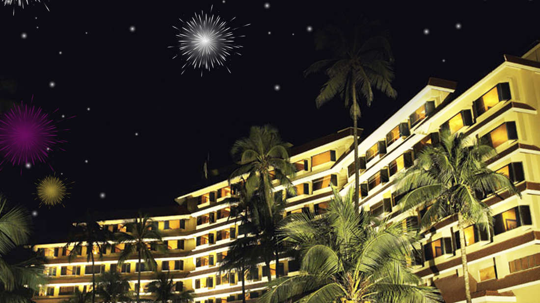 Facade of The Retreat Hotel and Convention Centre Madh Island Mumbai, Best resorts in Madh Island