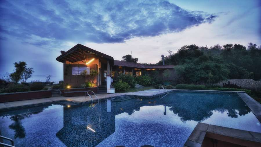Hotel heritage resort coorg coorg resorts best coorg - Resorts in madikeri with swimming pool ...