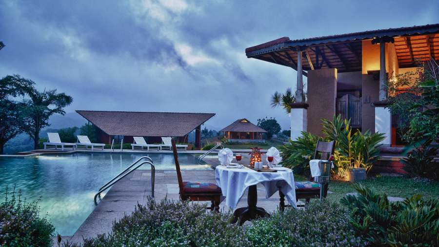 Photos hotel heritage resort coorg coorg hotels - Resorts in madikeri with swimming pool ...