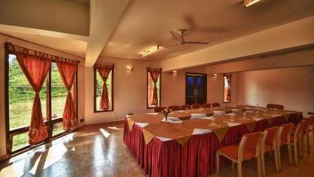 Banquet at Hotel Heritage Resort Coorg Madikeri