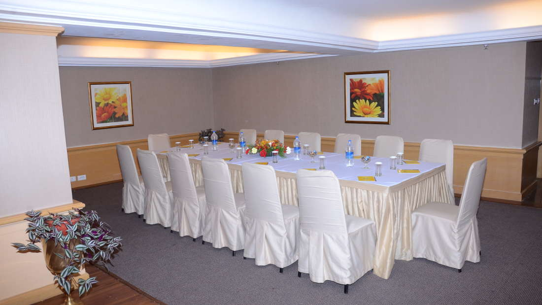 Wellington Conference Hall atThe Carlton 5 Star Hotel, Kodaikanal hotels