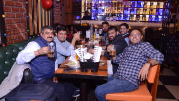 Barrack 62 - The Gastropub, , Ascent Biz Hotel Noida, restaurant in noida23