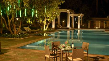 Heritage Resort Hampi Hampi 13. Destination Dining 4