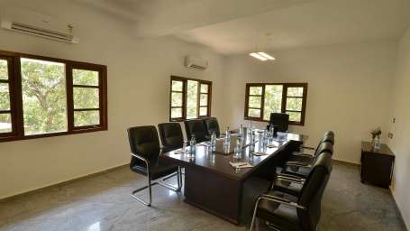 Heritage Resort Hampi Hampi 17. Boardroom Facilities
