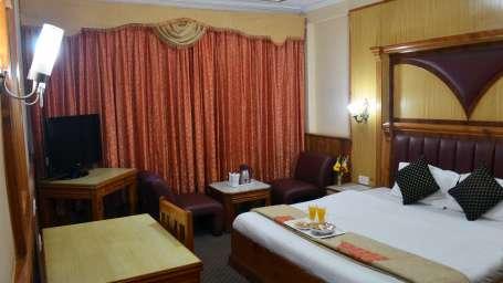 Hotel Jupiter, Manali Manali SUPER DELUXE ROOM