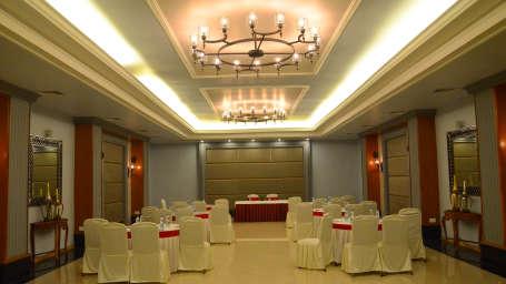 Emerald Confernece Hall- Pramod Convention and Beach Resort Puri- resort in Puri 3