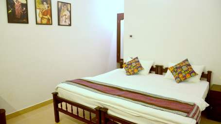 Beach View Double Room, Sapphire Club Cherai Beach Villa, rooms in Cherai 12