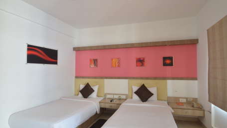 Sherwood Suites  Deluxe Twin Bed Room Sherwood Suites in Marathahalli