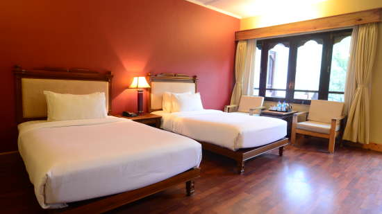 Deluxe Room at Dragon s Nest Punakha 2