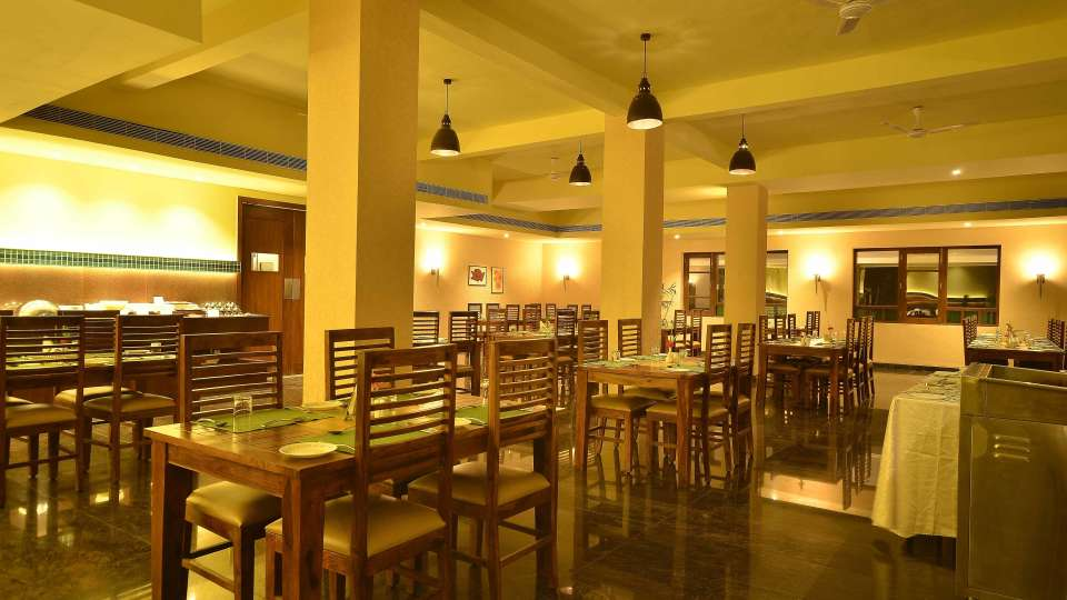Heritage Resort Hampi Hampi 11. All Day Dining Restaurant