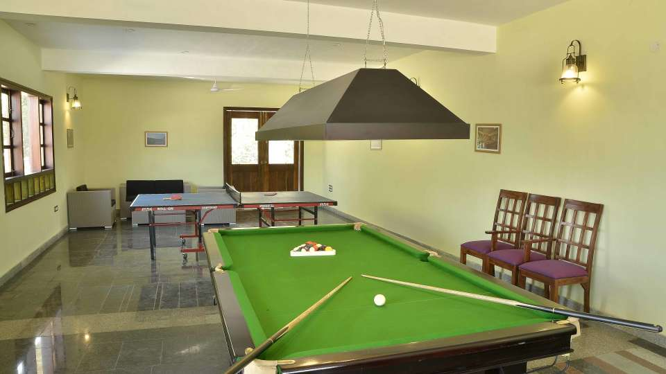 Heritage Resort Hampi Hampi 18. Games Room