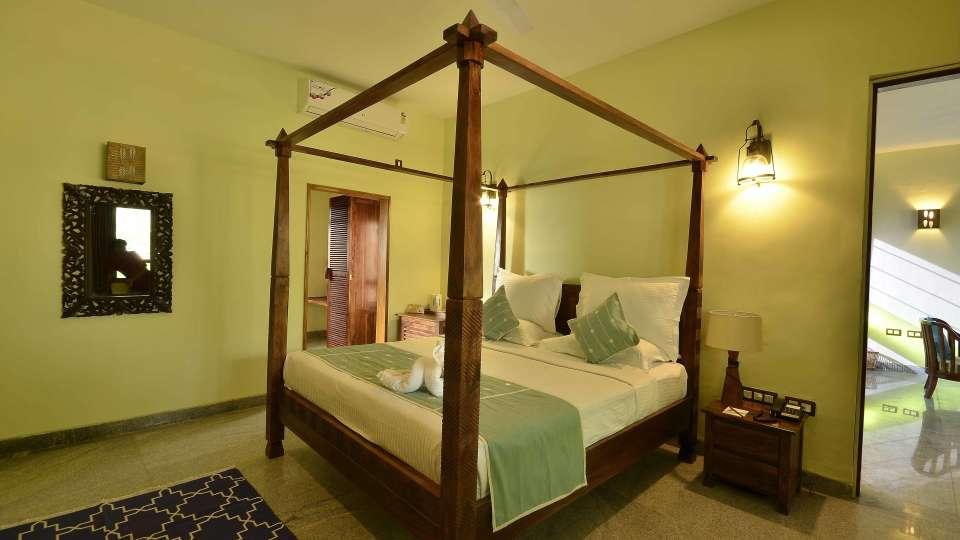 Heritage Resort Hampi Hampi 4. Villa 2