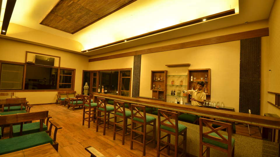 Heritage Resort Hampi Hampi Bar - Lounge at Heritage Resort Hampi3