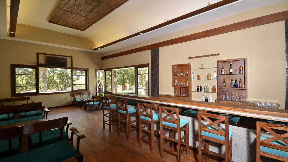 Heritage Resort Hampi Hampi Bar - Lounge at Heritage Resort Hampi4