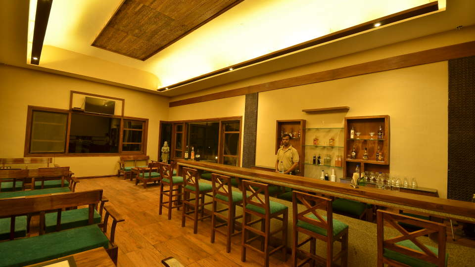 Heritage Resort Hampi Hampi Bar - Lounge at Heritage Resort Hampi6