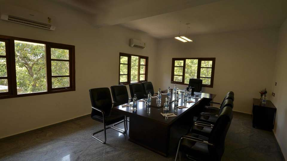 Heritage Resort Hampi Hampi Board Room at Heritage Resort Hampi2