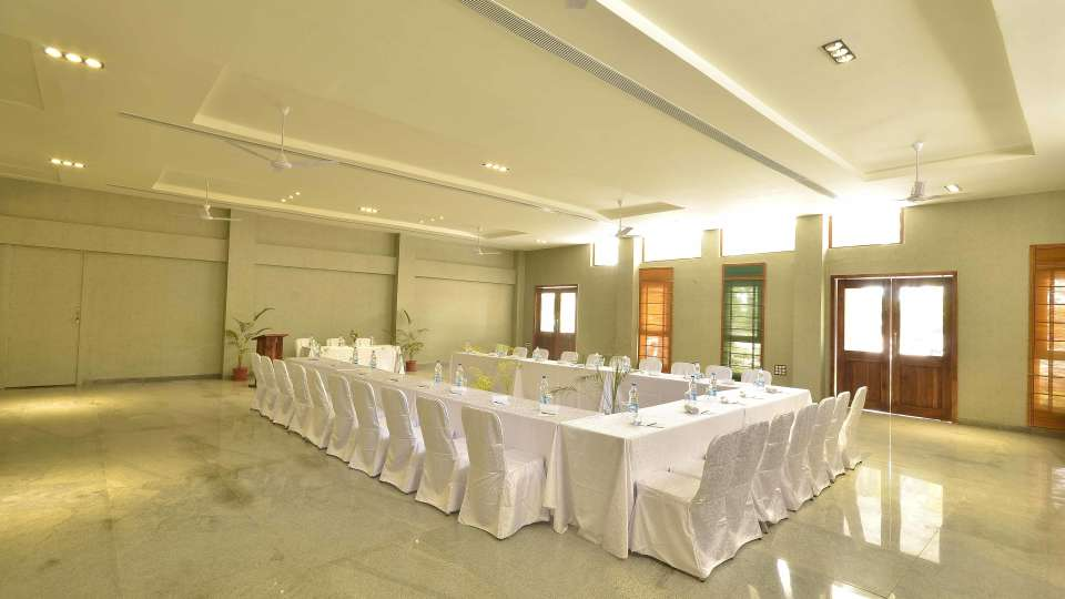 Heritage Resort Hampi Hampi Conference Hall at Heritage Resort Hampi2