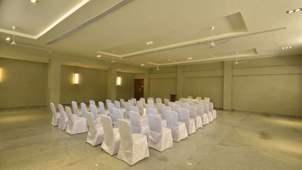 Heritage Resort Hampi Hampi Conference Hall at Heritage Resort Hampi3