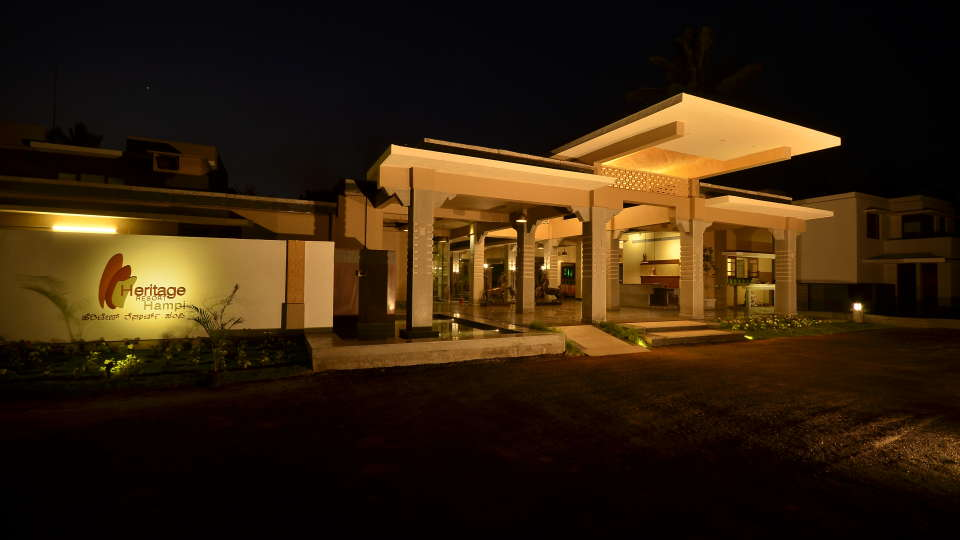 Heritage Resort Hampi Hampi Exterior of at Heritage Resort Hampi22