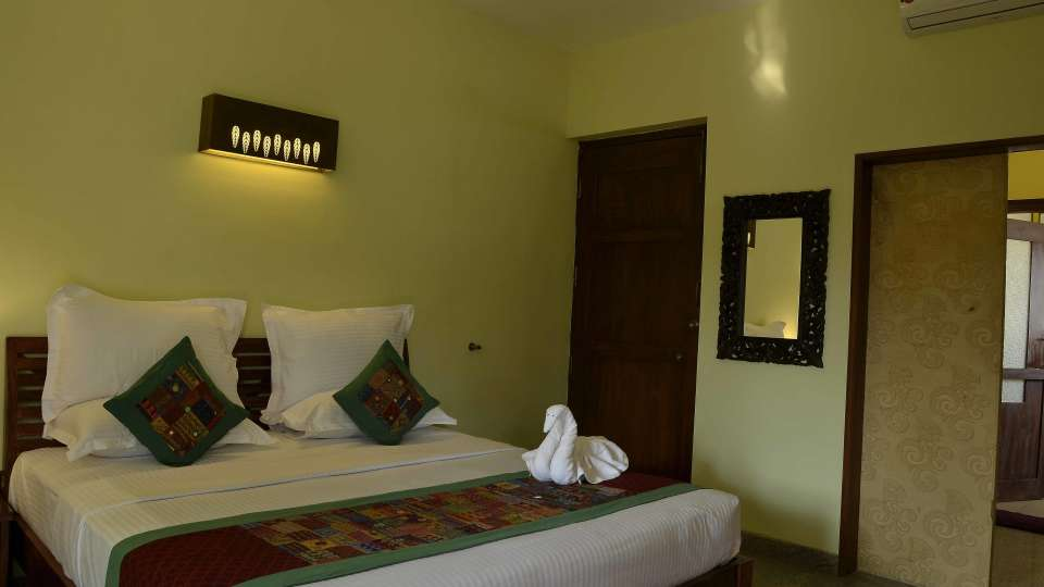 Heritage Resort Hampi Hampi Rooms at Heritage Resort Hampi24