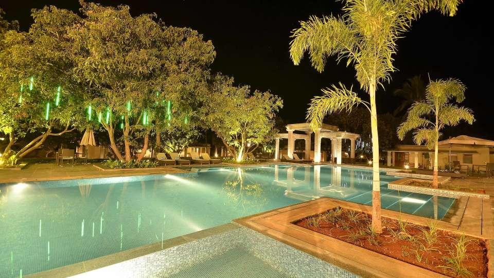 Heritage Resort Hampi Hampi Swimming Pool at Heritage Resort Hampi31