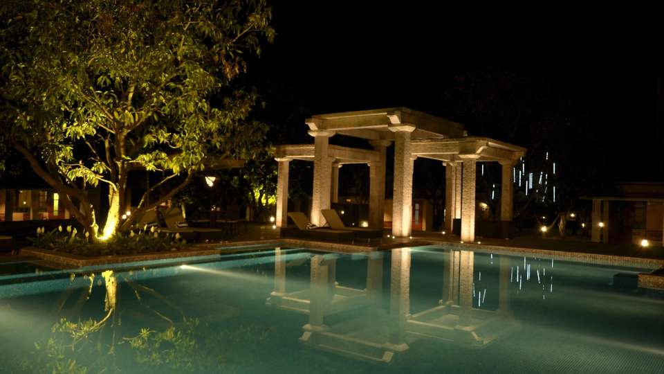 Heritage Resort Hampi Hampi Swimming Pool at Heritage Resort Hampi32