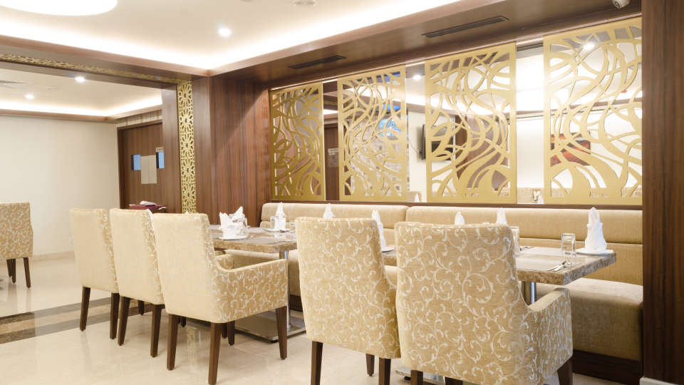 Restaurant SS Lumina Hotel - Koramangala Bangalore 3
