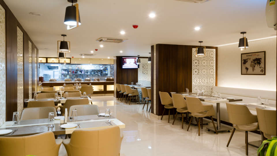 Restaurant SS Lumina Hotel - Koramangala Bangalore