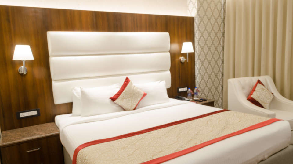 Rooms SS Lumina Hotel - Koramangala Bangalore 3