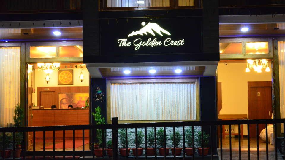 The Golden Crest Hotel Gangtok Gangtok DSC 1692