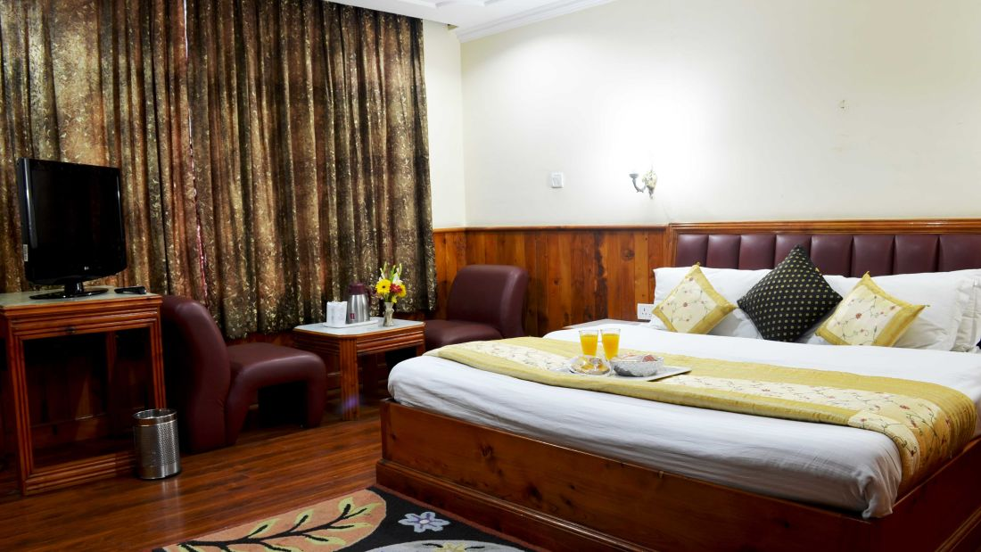Hotel Jupiter, Manali Manali H.H. SUITE ROOM WITHOUT DECORATION
