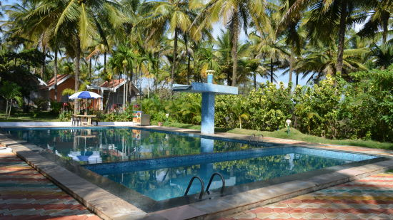 Exterior of Hotel Stay Simple Raj Gardenia Resort in Coorg