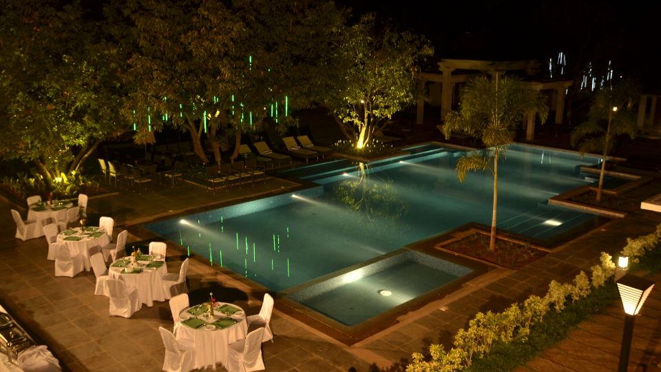 Heritage Resort Hampi Hampi 12. Al Fresco Dining